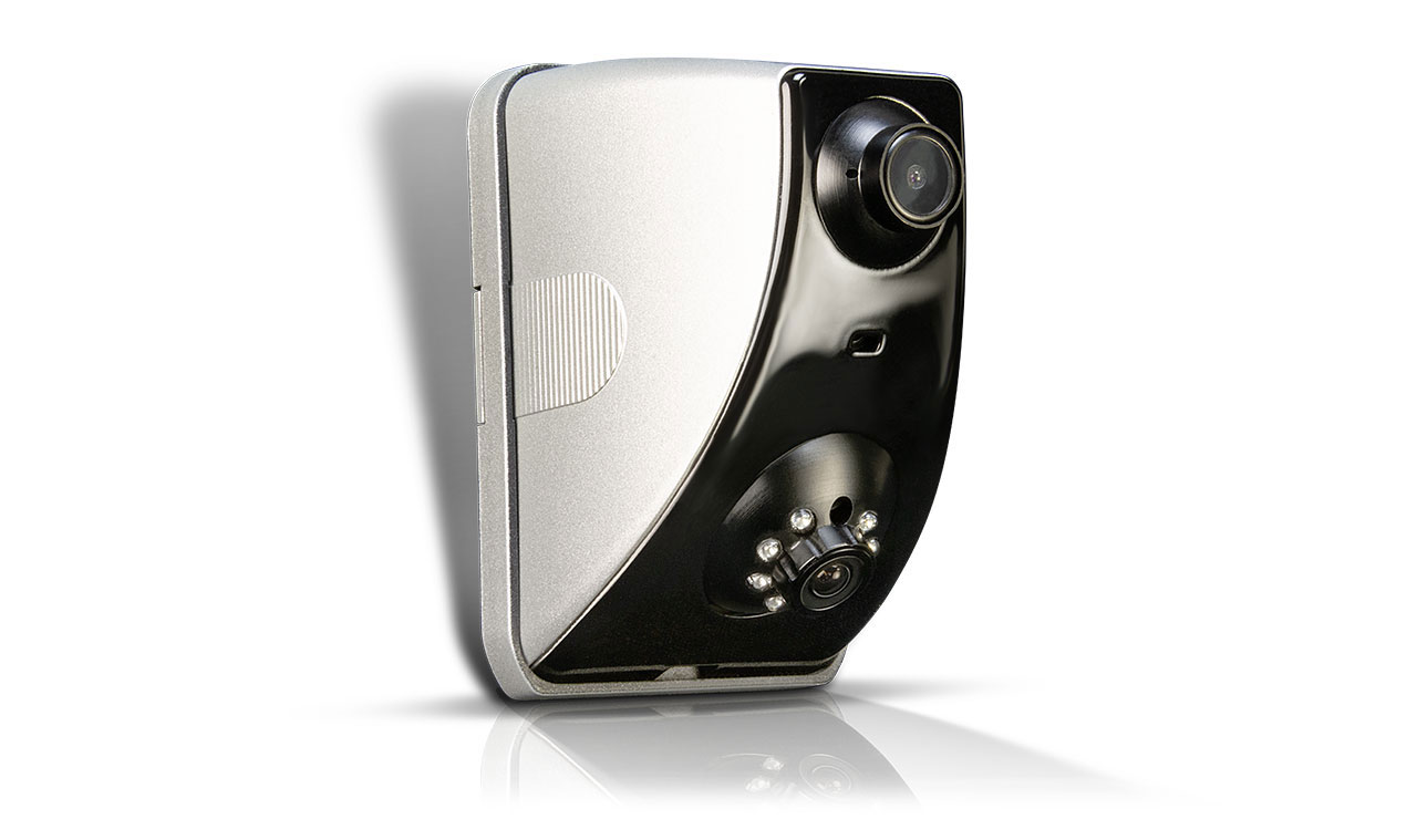 ZE-RVSC200 - Twin Sensor Rear View Camera specifically for MotorHomes