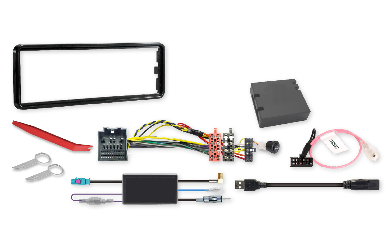 Z-EACC-FDK - Installation kit for Ford Transit vehicles